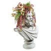Design Toscano Bust Planter of Antiquity The Philosopher Socrates Statue