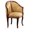 <strong>Design Toscano</strong> Louis XV Fauteuil De Bureau Chair