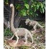 Design Toscano Bad to the Bone, Jurassic Brachiosaurus Dinosaur Statue