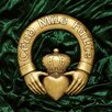Design Toscano One Hundred Thousand Welcomes Claddagh Sculptural Wall Décor