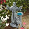<strong>St. Francis's Blessing Garden Statue</strong> by Design Toscano