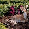 Design Toscano Mother Doe and Fawn Statue