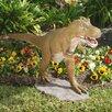 Design Toscano T-Rex Dinosaur Garden Statue