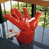 <strong>Design Toscano</strong> Caught Red Handed Accent Stool