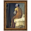 <strong>Design Toscano</strong> The Valpincon Bather, 1808 by Jean Auguste Dominique Ingres Framed Painting Print
