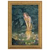 <strong>Design Toscano</strong> Midsummer Eve, 1908 by Edward Robert Hughes Framed Painting Print