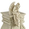 <strong>Design Toscano</strong> Resting Grace Sitting Angel Statue