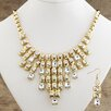 Design Toscano Cabaret Necklace and Earring