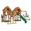 <strong>Backyard Discovery</strong> Kings Peak All Cedar Swing Set