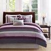 Madison Park Boulder 7 Piece Polyester Comforter Set
