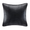 Madison Park Ostrich Faux Leather Square Pillow