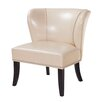 Madison Park Madison Park Hilton Concave Back Slipper Chair
