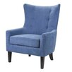Madison Park Madison Park Carissa Shelter Wing Slipper Chair