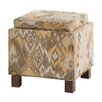 Madison Park Madison Park Shelley Storage Ottoman