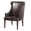 Madison Park Marcel High Back Wing Arm Chair