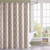 Madison Park Saratoga Cotton Shower Curtain