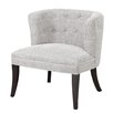 Madison Park Bianca Shelter Slipper Chair
