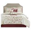 Madison Park Blossom 7 Piece Comforter Set