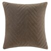 Madison Park Cotton Velvet Throw Pillow II (Set of 2)