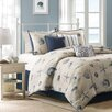 <strong>Madison Park</strong> Bayside 7 Piece Comforter Set