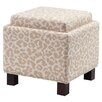 Madison Park Liaison Ottoman