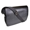 Royce Leather Saffiano Genuine Leather Laptop Messenger Bag