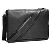 <strong>Luxury Calfskin Suede Lined Laptop Messenger Bag</strong> by Royce Leather