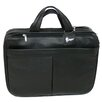 <strong>Genuine Leather Laptop Shoulder Bag Briefcase</strong> by Royce Leather