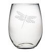 <strong>Susquehanna Glass</strong> Stemless Wine Glass (Set of 4)