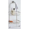 <strong>Taymor Industries Inc.</strong> Jumbo Shower Caddy with Rectangular Basket