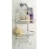<strong>Taymor Industries Inc.</strong> Jumbo Shower Caddy with Square Basket