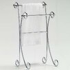 <strong>Free Standing Two Tier Curled Towel Rack</strong> by Taymor Industries Inc.