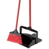 Libman Lobby Broom and Dust Pan