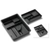<strong>Plastic Junk Drawer Organizer (Set of 6)</strong> by Made Smart Housewares