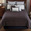 <strong>Hallmart Collectibles</strong> Dover Plaid Comforter Set