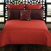 Hallmart Collectibles Charleston 5 Piece Coverlet Set