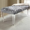 Jennifer Taylor Flower Addie Leg Bench