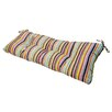 Greendale Home Fashions Outdoor Swing/Bench Cushion
