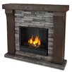 <strong>Avondale Cast Mantel Gel Fuel Fireplace</strong> by Real Flame