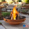 Real Flame Limited Windham Wood Burning Fire Pit