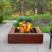 Real Flame Seneca Burning Fire Pit
