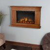 <strong>Real Flame</strong> Slim Jackson Wall Mounted Electric Fireplace