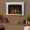 <strong>Slim Brighton Wall Mounted Electric Fireplace</strong> by Real Flame