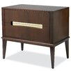 <strong>Brownstone Furniture</strong> Madison 2 Drawer Nightstand