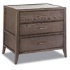 Brownstone Furniture Hudson 3 Drawer Nightstand
