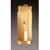 Sconce 1 Light Candelabra Socket Sconce