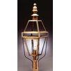 Northeast Lantern Boston 3 Light Post Lantern