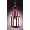 <strong>Northeast Lantern</strong> Hardwick Medium Base Socket Medium Hexagon 1 Light Hanging Lantern