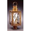 Northeast Lantern Suffolk 3 Light Post Lantern