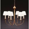 <strong>6 Light Candelabra Chandelier</strong> by Northeast Lantern